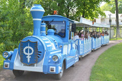 Small tourist train. Stock Photography