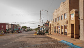 Small Town Business Royalty Free Stock Images