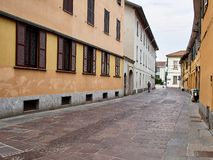 Cernusco sul Naviglio. The small town of Cernusco sul Naviglio in Lombardy near Milan Northern Italy royalty free stock photography