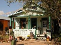 Small town folk artists Stock Photo