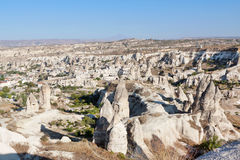 Small Town Goreme Stock Photography