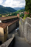 A small town in Italy Royalty Free Stock Photography