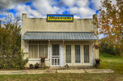 Small Town Museum Royalty Free Stock Images