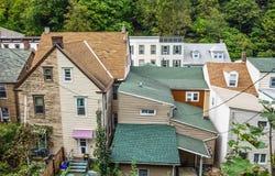 Small Town Pennsylvania Stock Image