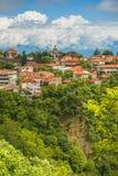 Small town Signagi, Kakheti region, Georgia Stock Photo