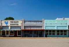 Small Town USA Royalty Free Stock Image