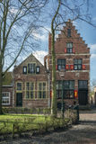 In a small town. Veere, Netherlands Stock Photo