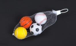 Small toy balls Royalty Free Stock Photo