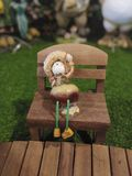 Small toy. And furnitures Royalty Free Stock Images