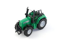 Small tractor Royalty Free Stock Image