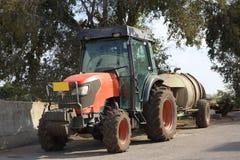 Small tractor Stock Photos