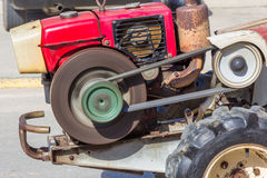 Small tractor. Stock Photography