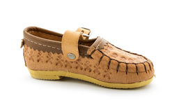 Small traditional shoes Royalty Free Stock Photos