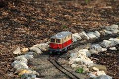Small train Stock Photo