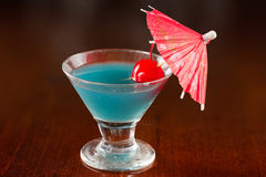 Summer sample cocktail Royalty Free Stock Photography