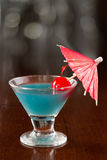 Summer sample cocktail Stock Image