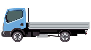 Small truck Royalty Free Stock Photography