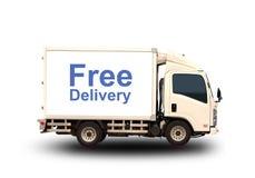 Small truck Royalty Free Stock Photo