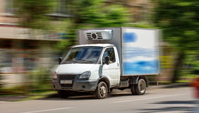 Small truck. Royalty Free Stock Photos