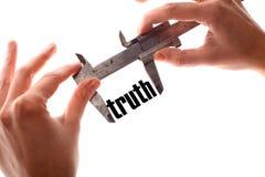 Small truth Stock Photos