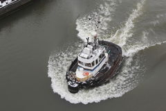 A Small Tug Boat Stock Photography
