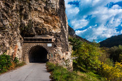 Small tunnel Stock Photography