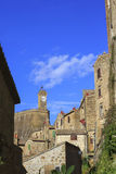 Small Tuscany Village Royalty Free Stock Images