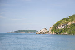 A small uninhabited island in the Gulf of Thailand. Stock Image