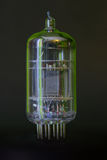 Small vacuum tube Stock Image