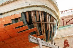 Free Small Vessels In A Shipyard,Damietta ,Egypt. Royalty Free Stock Image - 43023686