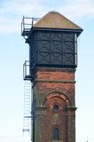 Small Victorian Brick Water Tower Stock Images