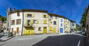 Small village of Barles Royalty Free Stock Images