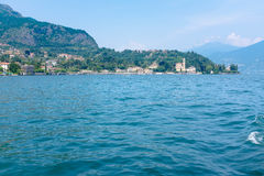 Small village of Bellagio Royalty Free Stock Photography