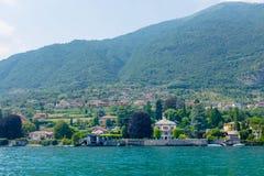 Small village of Bellagio Stock Photo