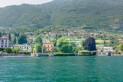 Small village of Bellagio Royalty Free Stock Images