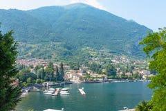 Small village of Bellagio Royalty Free Stock Photo