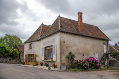 Small village hotel Royalty Free Stock Photography