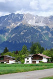 Small village,Innsbruck,Austria Stock Photos