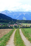 Small village,Innsbruck,Austria Stock Images