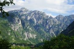 Free Small Village, Massiv Mountain, Teth Royalty Free Stock Photos - 103142268