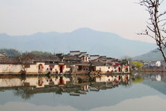 Old Hongcun village, China Stock Photography