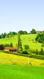 Small Village Royalty Free Stock Photography