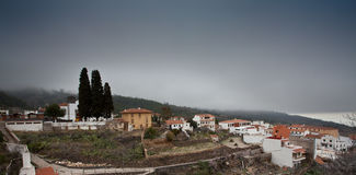Small village in Tenerife 2 Royalty Free Stock Photography