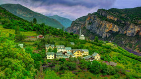 Small Villages of Blacksea Region of Anatolia, Turkey. The Black Sea Region (Turkish: Karadeniz Bölgesi) is a geographical region of Turkey. It is bordered by stock image