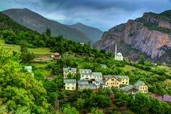Small Villages of Blacksea Region of Anatolia, Turkey Stock Image
