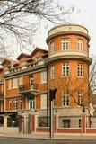 Small villas Stock Photo