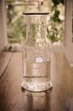 Small vintage cork bottles Stock Images