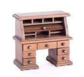 Small vintage desk Stock Photo