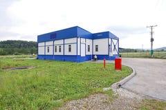 Small Warehouse Stock Photo