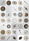 Watch cogs Stock Image